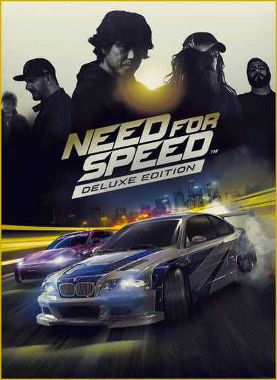 Need for Speed 2016 (15.03.2016)