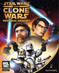 Star Wars: The Clone Wars Republic Heroes (2009)
