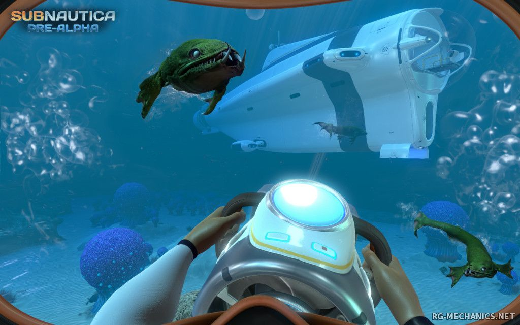 Скриншот 1 к игре Subnautica [2083 | Early Acces] (2015) PC | RePack от R.G. Freedom