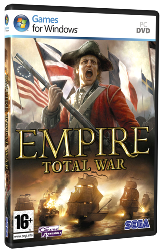 Empire: Total War (2009) PC | Repack от Fenixx