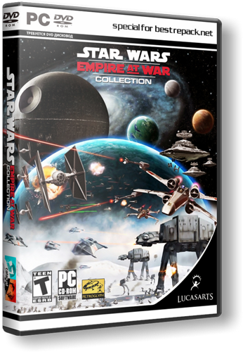 Star Wars Empire At War Collection (2006)