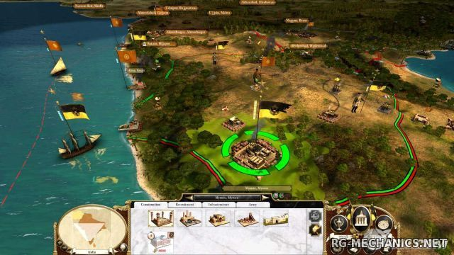 Скриншот 1 к игре Empire: Total War (2009) PC | Repack от Fenixx