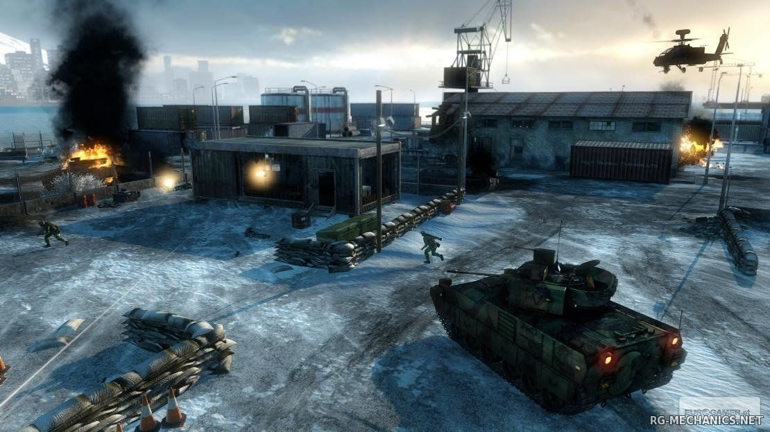 Скриншот 3 к игре Battlefield: Bad Company 2 [Project Rome] (2010) PC | RePack от Canek77