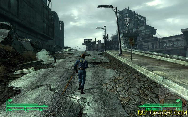 Скриншот к игре Fallout 3: Game of the Year Edition (2009) PC