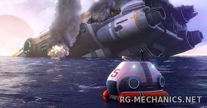Скриншот 3 к игре Subnautica [2083 | Early Acces] (2015) PC | RePack от R.G. Freedom