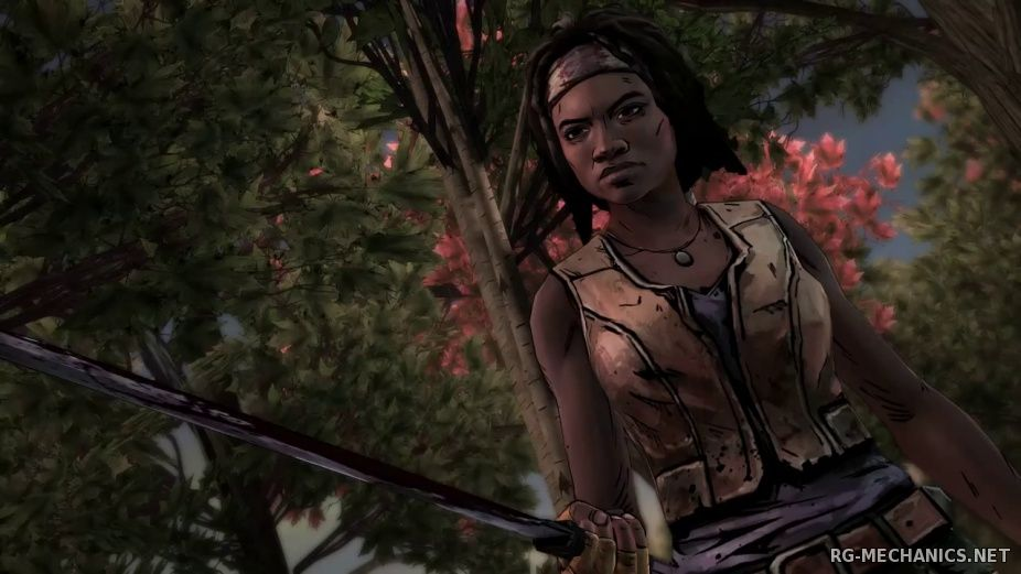 Скриншот 3 к игре The Walking Dead: Michonne - Episode 1 (2016) PC | Лицензия