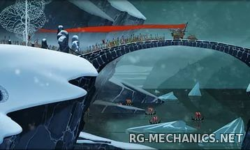 Скриншот 2 к игре The Banner Saga - Deluxe Edition [v 2.28.11] (2014) PC | Steam-Rip от Let'sРlay