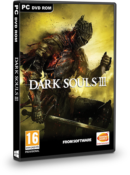 Dark Souls 3: Deluxe Edition (2016) PC | RePack от Valdeni