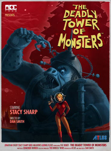 The Deadly Tower of Monsters (2016) PC   Лицензия