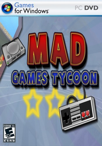 Mad Games Tycoon [v0.160426A] (2015) PC | Repack