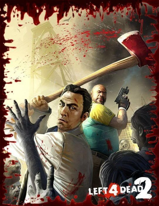 Left 4 Dead 2 [v2.1.4.5] (2009) PC   Lossless Repack by Pioneer
