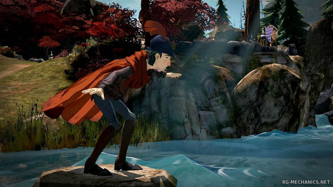 Скриншот к игре King's Quest - Chapter 1-2 [1.0.8767.0] (2015) | RePack by Valdeni
