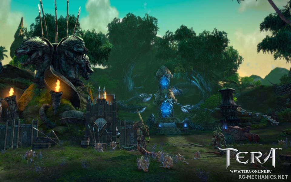 Скриншот к игре TERA: The Next [68] (2015) PC   Online-only