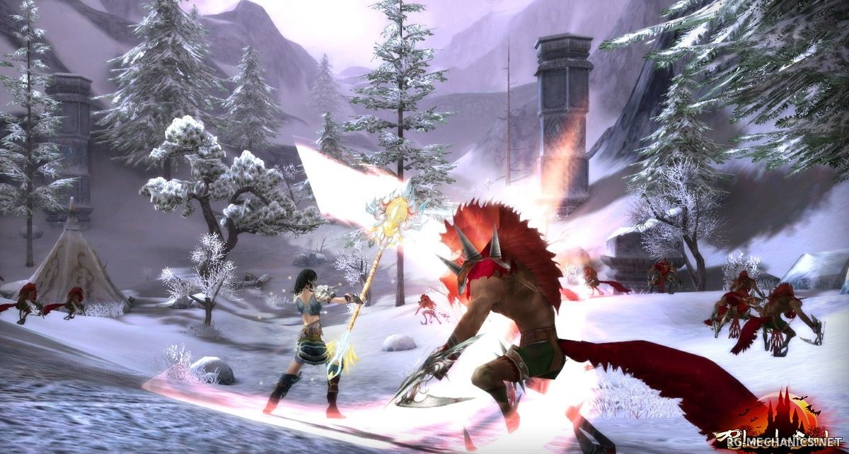 Скриншот к игре Blood and Soul [07.06.16] (2011) PC | Online-only