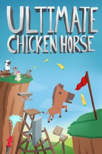 Ultimate Chicken Horse по сети