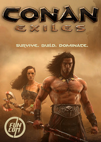 Conan Exiles [build 230672\25565+DLC] (2018)