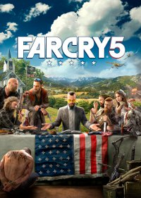 Обложка к игре Far Cry 5: Gold Edition [v 1.4.0 + DLCs] (2018)