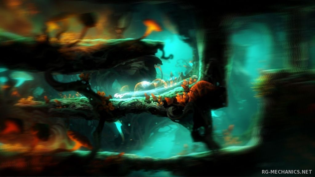 Скриншот к игре Ori and the Blind Forest: Definitive Edition (2016) PC   RePack от R.G. Механики