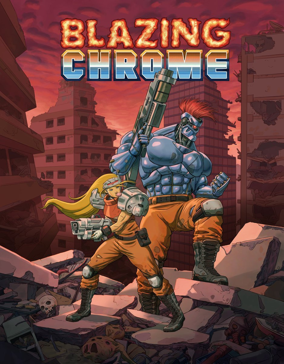 Blazing Chrome (2019)