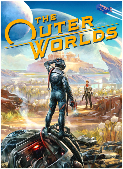 The Outer Worlds [v 1.4.0.595+DLC] (2019) RePack от R.G. Механики