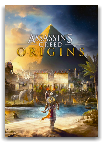 Assassin's Creed: Origins (2017)