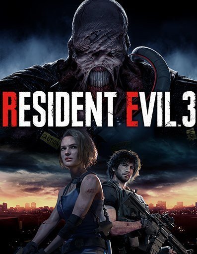 Resident Evil 3 [Build 5269288 Update 3+DLC] (2020) (2020)