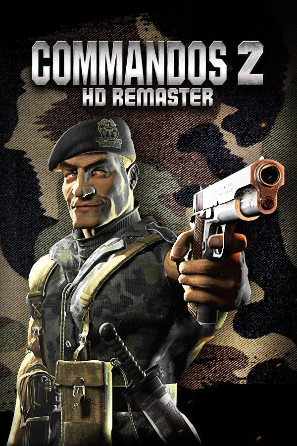 Commandos 2: HD Remaster [v 1.12] (2020) (2020)
