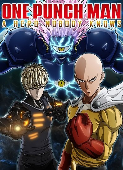 ONE PUNCH MAN A HERO NOBODY KNOWS (2020) (2020)