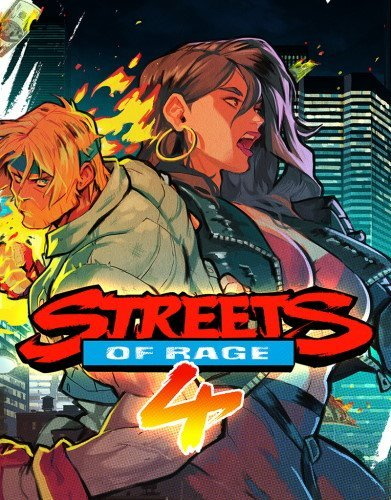 Streets of Rage 4 (2020) (2020)