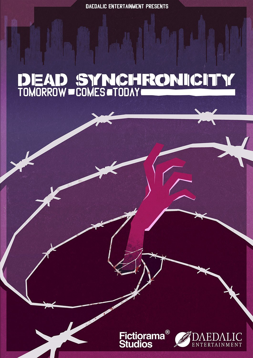 Dead Synchronicity: Tomorrow Comes Today v.1.0.10 [GOG] (2015)