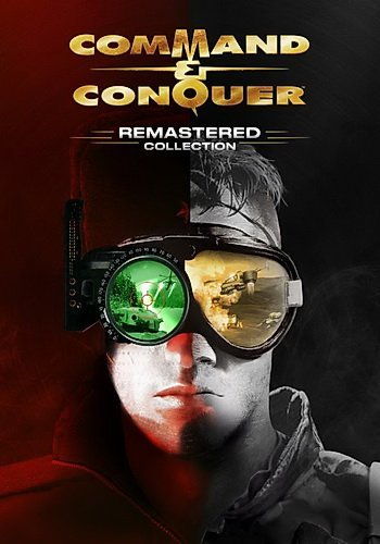 Command & Conquer Remastered Collection [1.153.11.23850] (2020) скачать торрент RePack