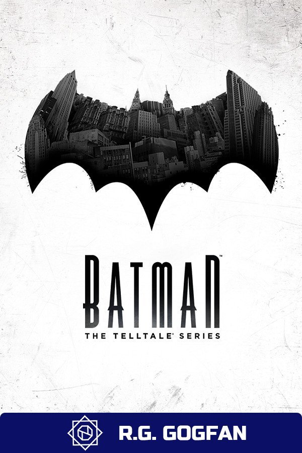 Batman The Telltale Series+Telltale Batman Shadows Mode [GOG] (ENG/RUS/MULTI8) от R.G. GOGFAN (2016)