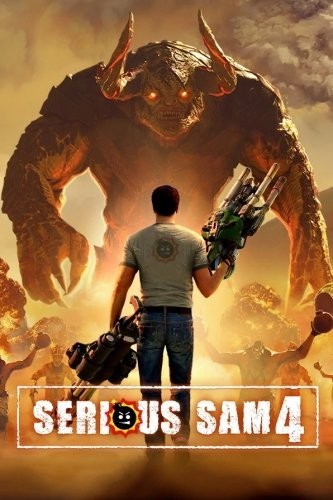 Serious Sam 4: Deluxe Edition [v 1.04 + DLC] (2020) RePack от R.G. Механики