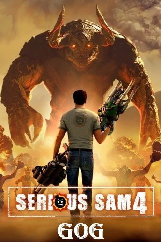 Serious Sam 4: Deluxe Edition v.1.04 [GOG] (2020)