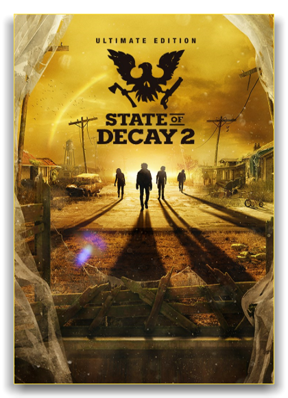 State of Decay 2 Juggernaut Edition [1.0 build 406879 Update 21.1+DLC] (2020)