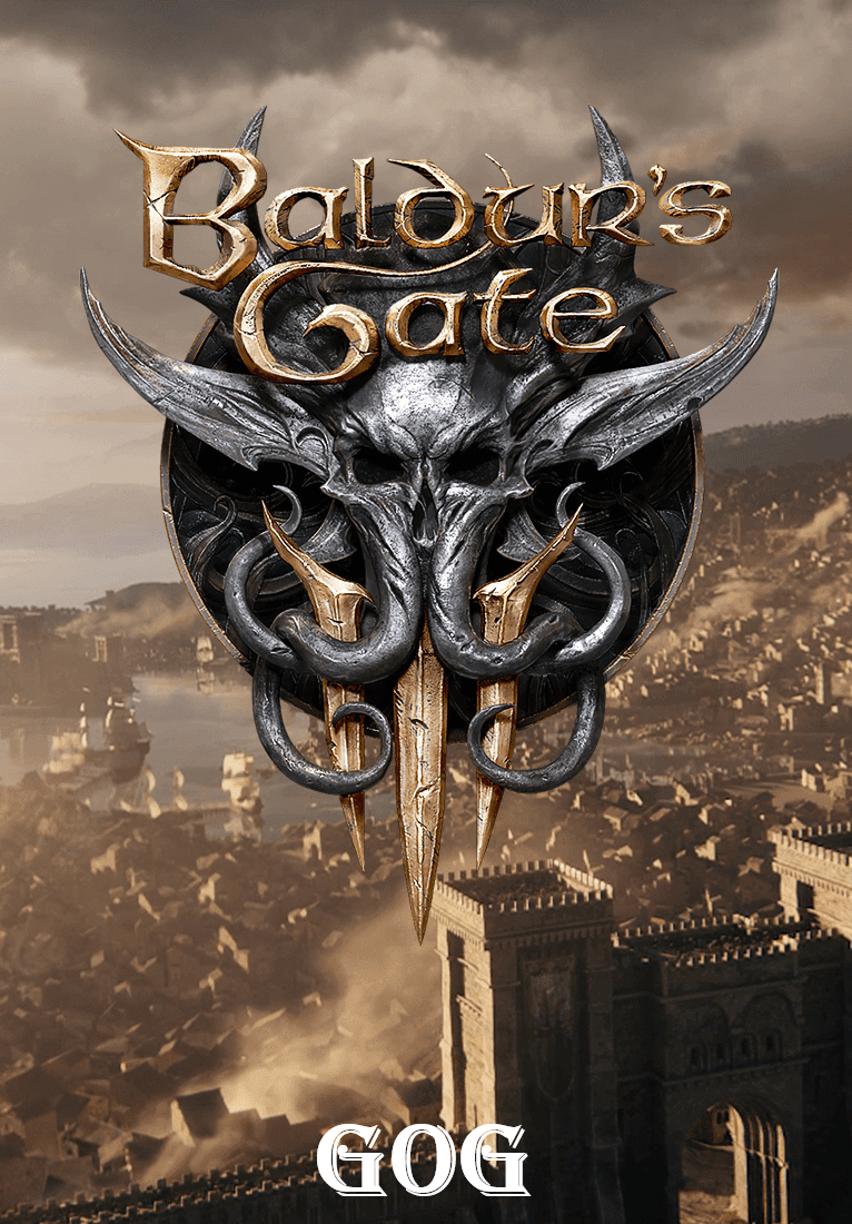Baldur's Gate 3 (4.1.84.2021) [GOG] (Early Access)