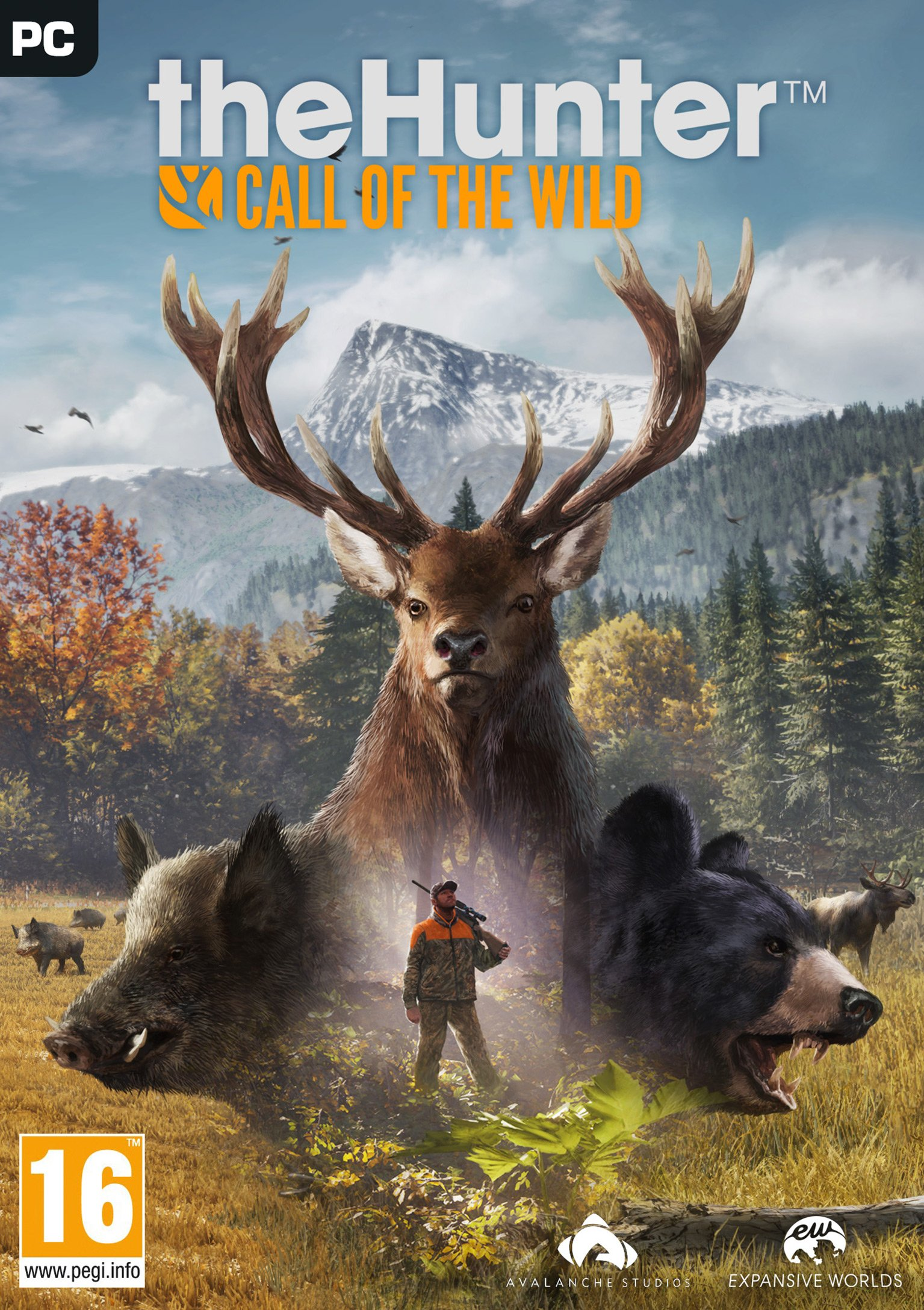 TheHunter: Call of the Wild [v 1898534+DLC] (2017)