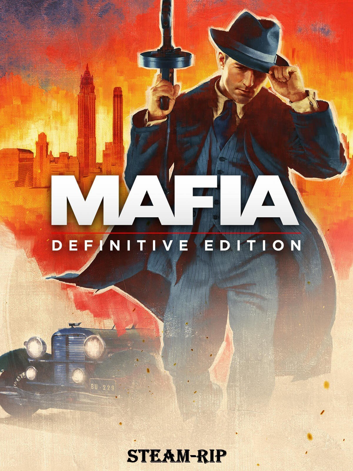 Mafia: Definitive Edition [Steam-Rip] (2020) (2020)